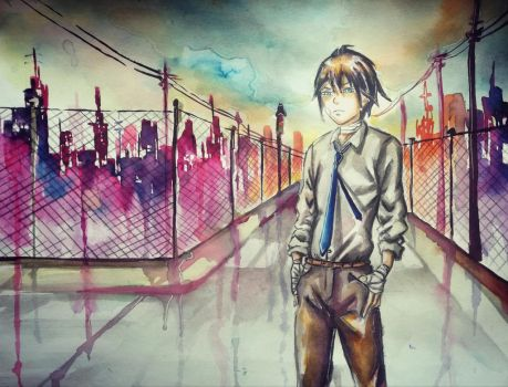 Yato - God of Calamity by A-Marry