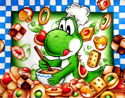 Lost pic- Yoshi's Cookie by Zeldagal