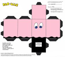 VG 2: Pinky Cubee by TheFlyingDachshund