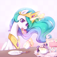Tea by JumbleHorse