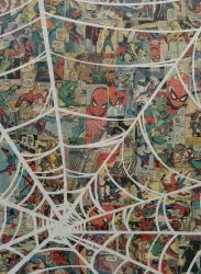 Spidey Web by MikeAlcantara