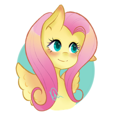~Fluttershy ~ by FullBucket