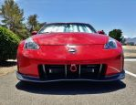 Nissan 350Z NISMO Front by AthenaIce