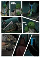 TMNT At Heart- CH3 - PG14 by DogmaticLoki