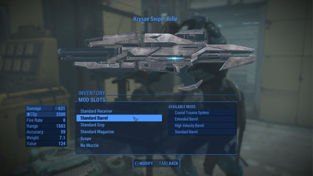 Fallout 4: Mass Effect Weapons Pack UPDATED! by Shiala92