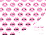 Kiss me pattern by ZeBiii