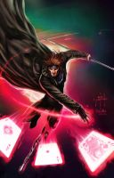 Gambit - by Jason Metcalf and Ula Mos by JasonMetcalf