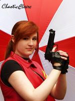 Claire Redfield by ChaoticClaire