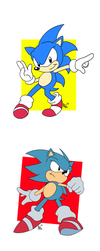 Sonic Style by A-R-Q