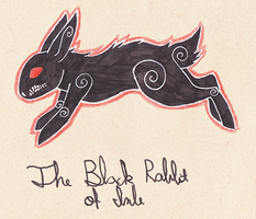 The Black Rabbit of Inle by Kiracuils