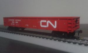 Canadian National Coal Car by spencerbt123