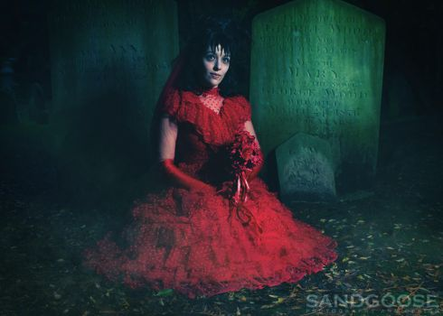 Lydia Deetz by Shirak-cosplay