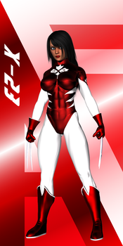 Alpha Flight - X-23 by Sailmaster-Seion