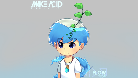 FLOW by Drawn-Mario