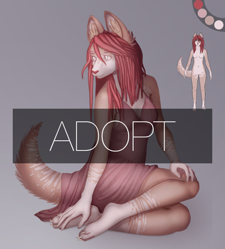 ADOPT Wolf [close] by KrisSsApple