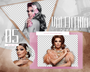 Pack Png 1118 - Valentina by confidentpngs