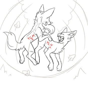 Autumn YCH Auction (Open) by HimeAdoptions
