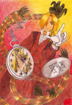 Running Out of Time... by Mibibo