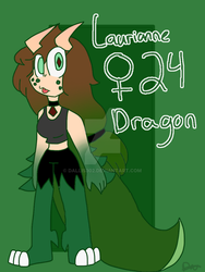 Laurianne reference sheet