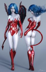 Character Reference Exotica by tiangtam