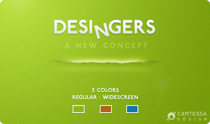 DESINGERS - No text version by RuizDesign