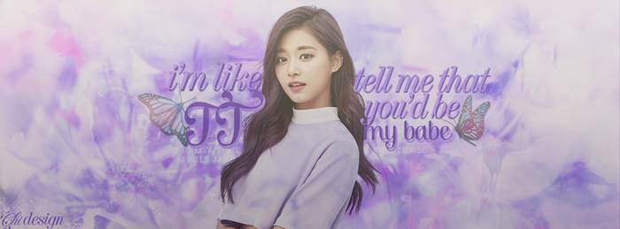 i'm like tt - chou tzuyu by karinecucheoo