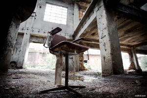 The passive observer's chair by acidedcom