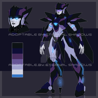 Adopt auction [Paypal/SOLD] by Nightspin-sfmt