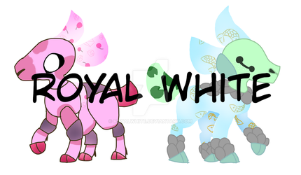 2 liquid deers for sale by RoyalWhite