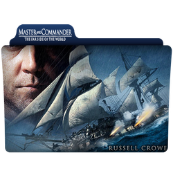 Master and Commander Folder Icon by alacazain