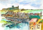 contemp Whitby by SRussellart