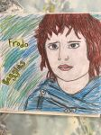 Frodo Baggins by sophiexxth