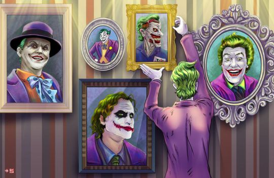 Gallery of Faces by TyrineCarver