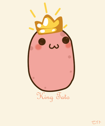 Kingtato by Seito-Onashi