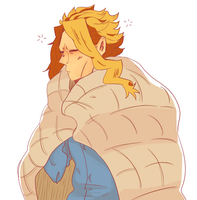 Cold boy by Totabo