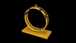 Ring for my Girlfriend by lono666
