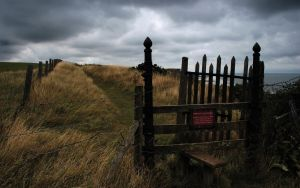 The Storm Gate by l8