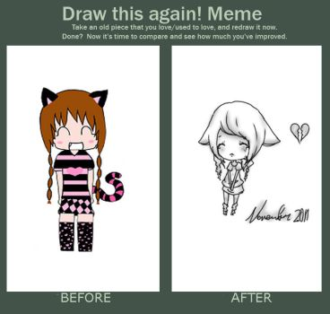 Before And After Meme by OrangeFusion