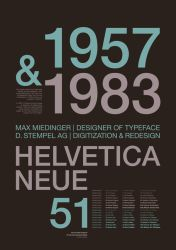 Helvetica Neue by evusha