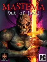 OUT OF HELL indie game cover by OscarCelestini