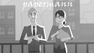 Papermann by DekariChan