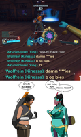 Kinessa on Ying's qualities by AsFoxger