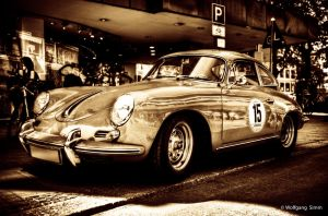 old Porsche No.3 toning 1 by wulfman65