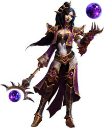 Heroes of the Storm - Li-Ming - Render by Moresense