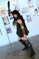 Xena: The Warrior Princess by Nanatanebramorte