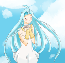 Lyria by Watery21