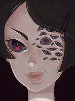 I have my eyes on you by Lilixee