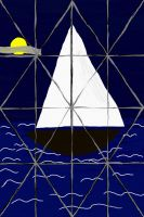Sailboat 2 by VelvetWaters744