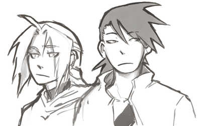 FMA: BROS 5EVER by roolph