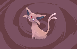 Eeveelutions: Espeon by kkiittuuss